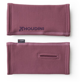 Houdini Power warmers, rasberry rush red